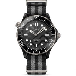 Omega SEAMASTER DIVER 300M CO‑AXIAL MASTER CHRONOMETER 43 MM